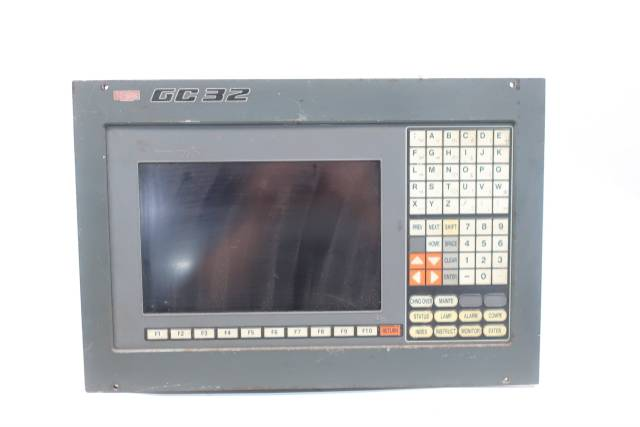 TOYODA GC32 OPERATOR INTERFACE PANEL