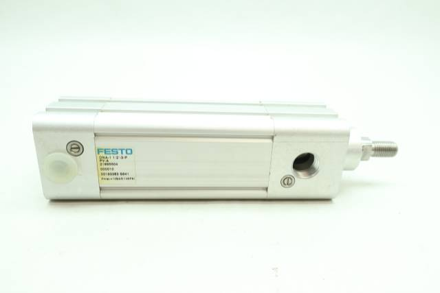 FESTO DNA-1 1/2-3-PPV-A PNEUMATIC CYLINDER 1-1/2IN 3IN 145PSI D659913