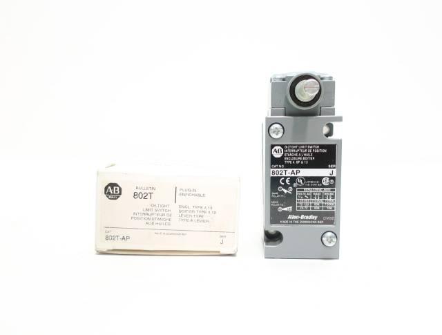 ALLEN BRADLEY 802T-AP 600V-AC LIMIT SWITCH R691342