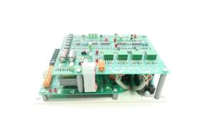 SAFTRONICS DF8-10 120/240V-AC 10A AMP 0-90/180V-DC 1/2HP DC DRIVES AND SPEED CONTROLLER
