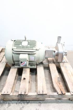 FRISTAM FPX1742-205 2IN 15HP SANITARY 2-1/2IN 230/460V-AC CENTRIFUGAL PUMP