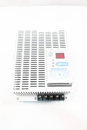 LEESON 174432.00 SPEEDMASTER 400/480V-AC 0-240HZ 0-400/460V-AC 20HP AC VFD DRIVE