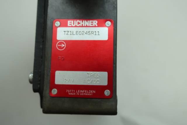 EUCHNER TZ1LE024SR11 SAFETY SWITCH 24V-DC