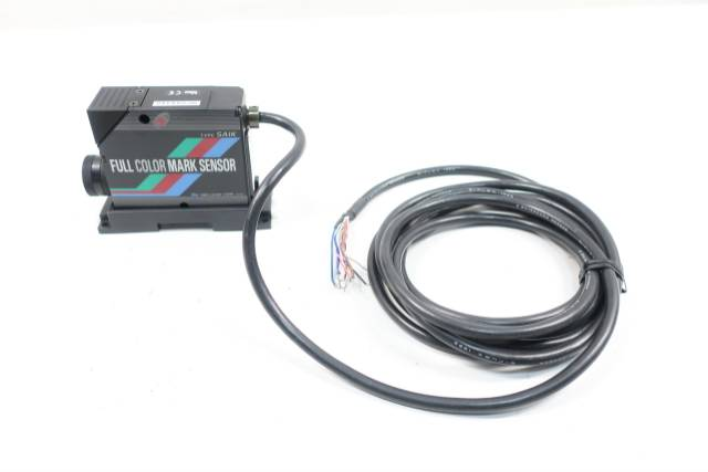 IDEC SA1K-FAP7 FULL COLOR MARK SENSOR 12V-DC
