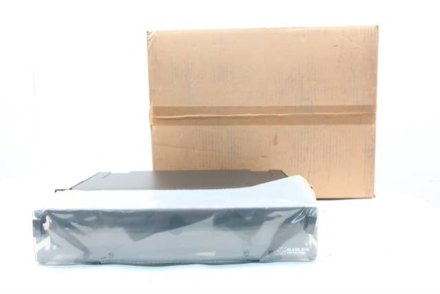 BLACK BOX JPM419A 6 PACK MODULAR CONNECTOR PANEL
