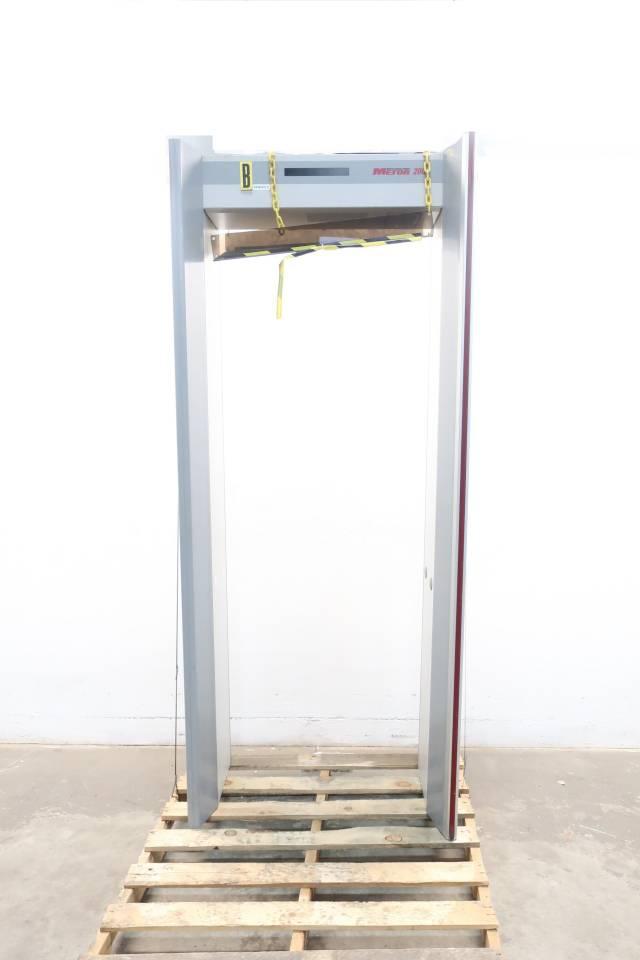 METOREX METOR 200 WALKTHROUGH METAL DETECTOR