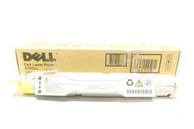 DELL CT200546 5100CN YELLOW PRINT AND TONER CARTRIDGE
