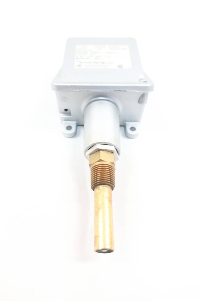 UE UNITED ELECTRIC C100 120 TEMPERATURE SWITCH 0-225F 480V-AC