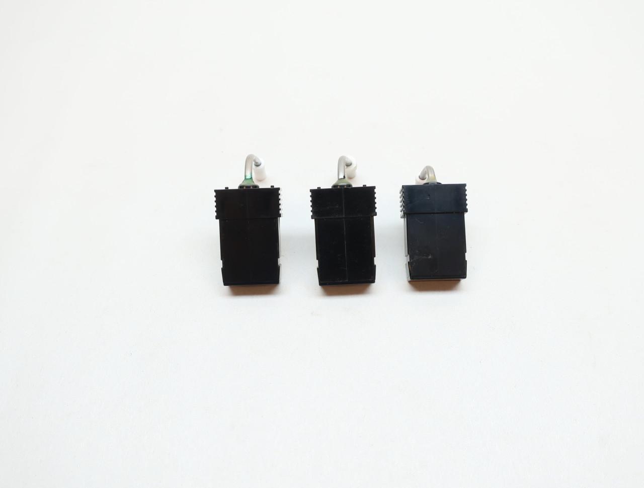 OK INDUSTRIES 25 ID-18 WIRE WRAP SOCKET WRAP ID TAG 18 Pin DIP LABEL JONARD