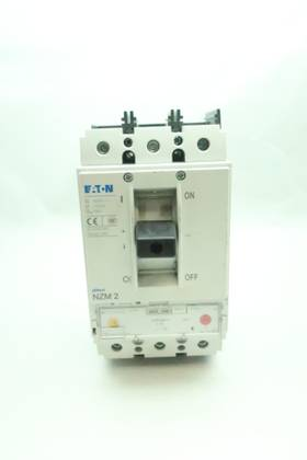 EATON NZMH2-AF15-GY 3P 15A AMP 480V-AC MOLDED CASE CIRCUIT BREAKER