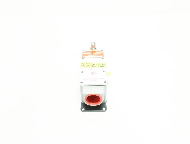 NAMCO EA700-80000 SNAP-LOCK 600V-AC LIMIT SWITCH R688708