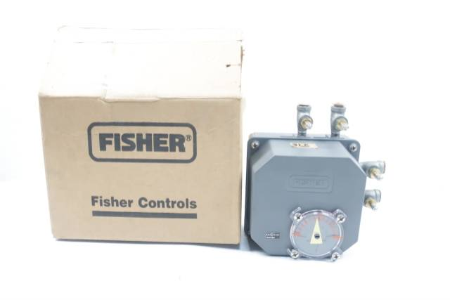 fisher-3710-3-15psi-pneumatic-valve-positioner
