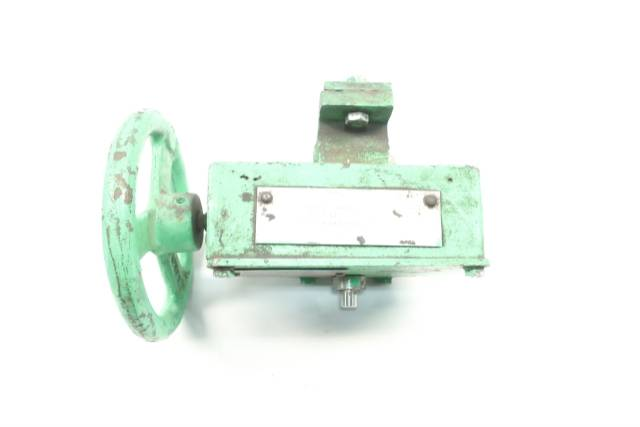 FISHER 10785 J-600 DIAPHRAGM VALVE ACTUATOR