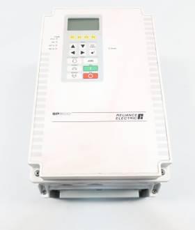 RELIANCE ELECTRIC 6SP44015 6SP44X-022CTAN 432-528V-AC 60HZ 0-460V-AC 15HP AC VFD DRIVE