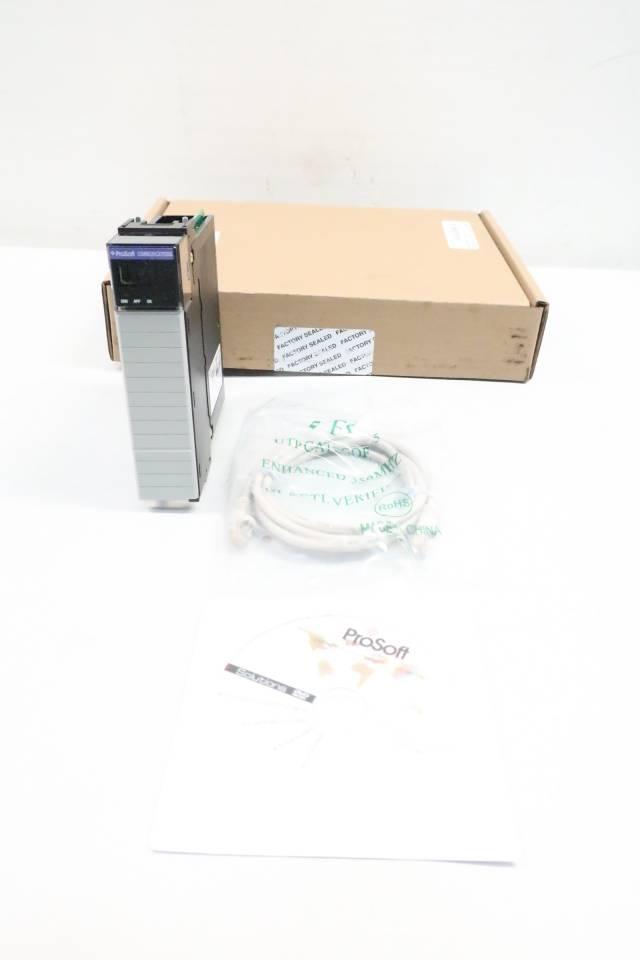PROSOFT MVI56E-MNET MODBUS COMMUNICATION MODULE 24V-DC REV A01 D620866