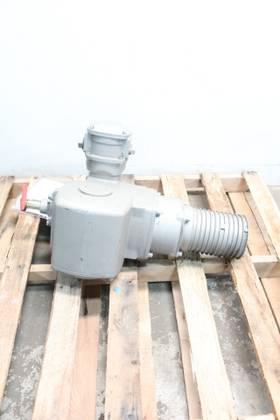 AUMA ADR90-4/75 9.6RPM 2HP 208V-AC ELECTRIC VALVE ACTUATOR
