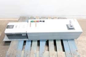CERUS CI-020-P4 TITAN P SERIES 380-480V-AC 0.01-120HZ 0-480V-AC 20HP AC VFD DRIVE