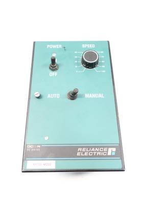 RELIANCE ELECTRIC DC3N-12D-4X-010-AI 115/230V-AC 10A AMP 90/180V-DC DC DRIVES AND SPEED CONTROLLER