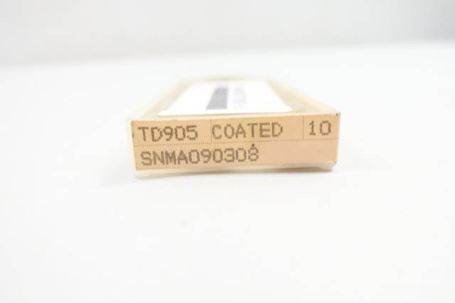 TUNGALOY SNMA090308 TD905 CARBIDE INSERTS