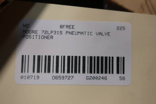 moore-72lp315-pneumatic-valve-positioner