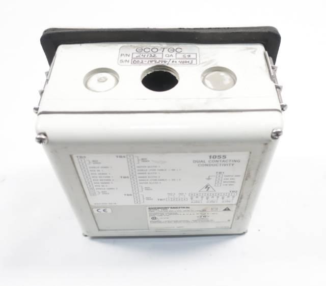 rosemount-analytical-1055-01-10-20-30-solu-comp-ii-conductivity-transmitters-and-analyzer