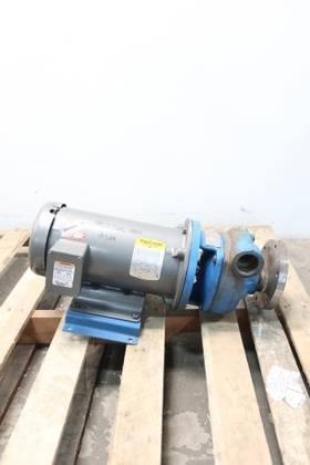 FLOWSERVE 1-1/2IN 2000GPM 5IN 3HP 2IN 208-230/460V-AC CENTRIFUGAL PUMP