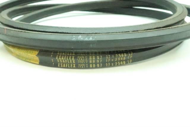 POGGI BB97 17X2540LP ESAFLEX V-BELT 2540MM 17MM D630309