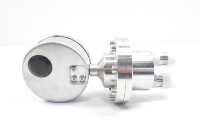 ASHCROFT 100-F5509-S-04-L-0/30PSI PRESSURE GAUGE 3-1/2IN 0-30PSI D660405
