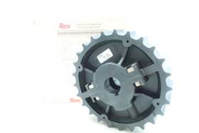 REXNORD NS881-25T 614-44-1 1IN 25 3/4IN SINGLE ROLLER CHAIN SPROCKET