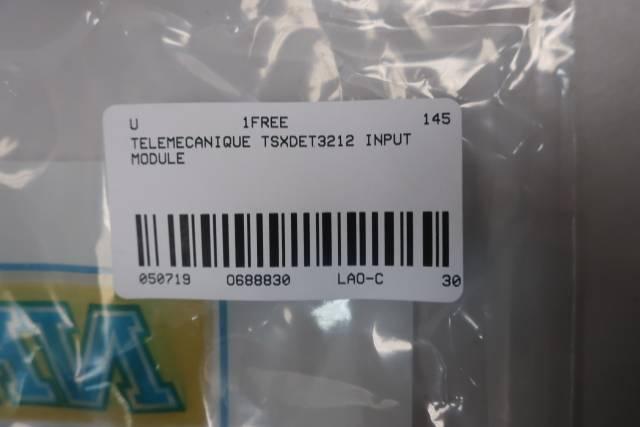 TELEMECANIQUE TSXDET3212 INPUT MODULE