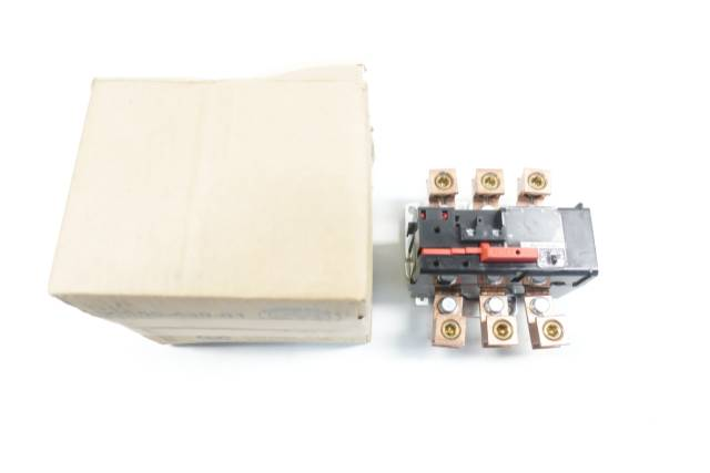 SQUARE D 9065SS410 MOTORLOGIC SOLID STATE OVERLOAD RELAY 45-135A SER D D660856