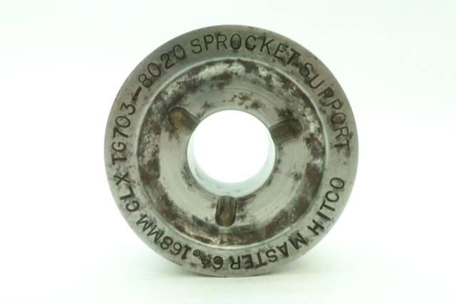 HITCO CALIBRATION RING 64.168MM