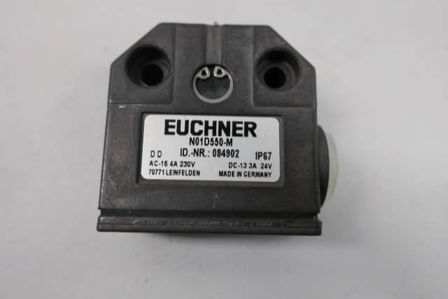 EUCHNER N01D550-M LIMIT SWITCH 230V-AC