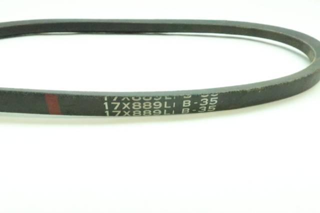 MITSUBOSHI B-35 17X889LI SET FREE V-BELT 889MM 17MM D630220