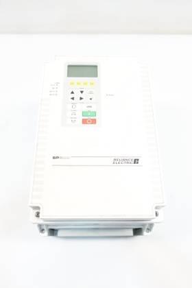 RELIANCE ELECTRIC 6SP44X-027CTAN 432-528V-AC 60HZ 0-460V-AC 20HP AC VFD DRIVE