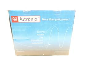 ALTRONIX AL1024ULXPD8CB POWER SUPPLY/CHARGER 24V-DC POWER SUPPLY MODULE