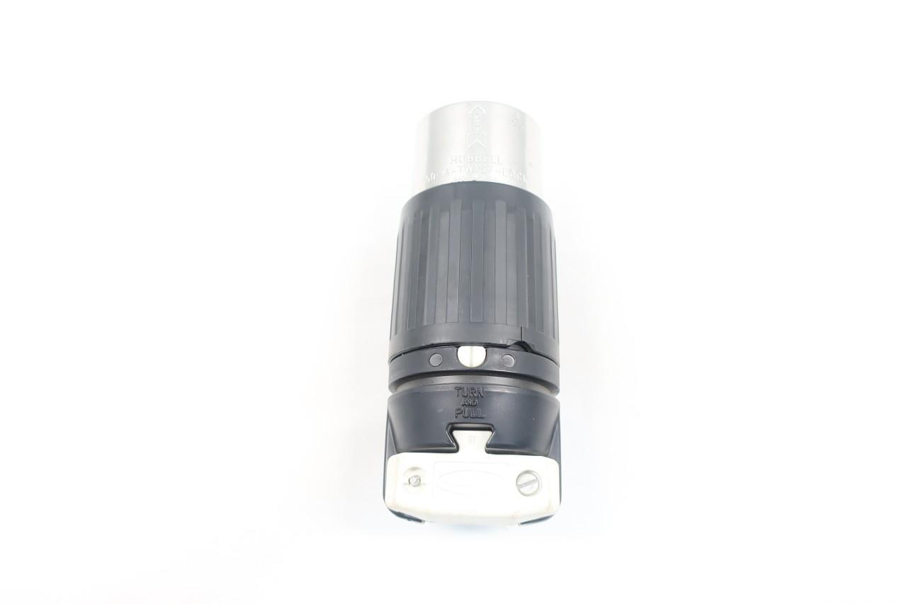 HBL3763C  Hubbell   Locking Plug 2P-3W 50A