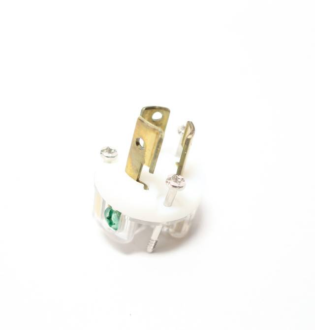 PASS SEYMOUR PSL615-P TURNLOK RECEPTACLE 2P 3W 15A AMP 250V-AC
