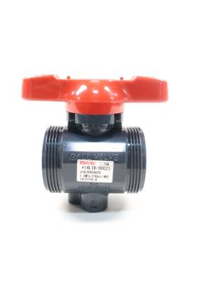 NEW ASAHI 14LIB-00023 AV PVC BALL VALVE