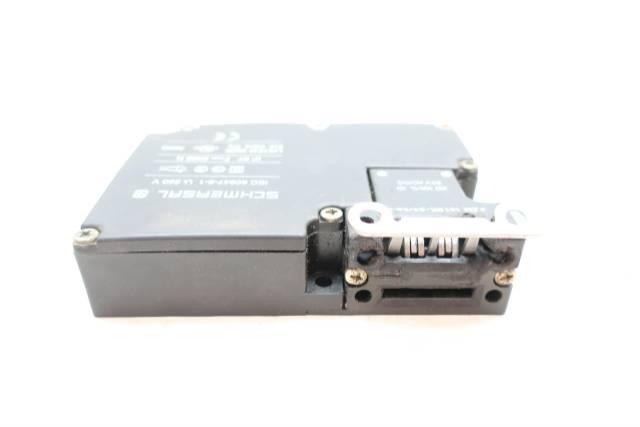 SCHMERSAL AZM 161SK-24RKA-024 INTERLOCK SWITCH 24V-AC 24V-DC
