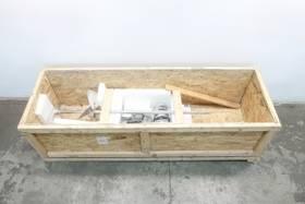 WHITE MOUNTAIN PROCESS CUSTOM CHROME SLURRY MIXER AGITATOR ASSEMBLY 11-118RPM MISCELLANEOUS