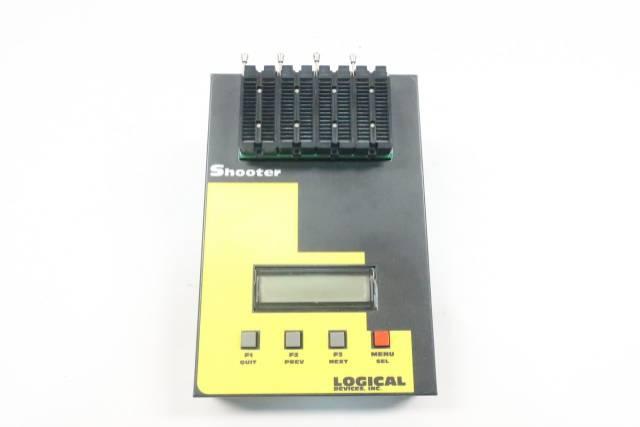 LOGICAL PROSHL-D14 9103A PRO-LOG EPROM SHOOTER ERASER PROGRAMMER KIT D631170