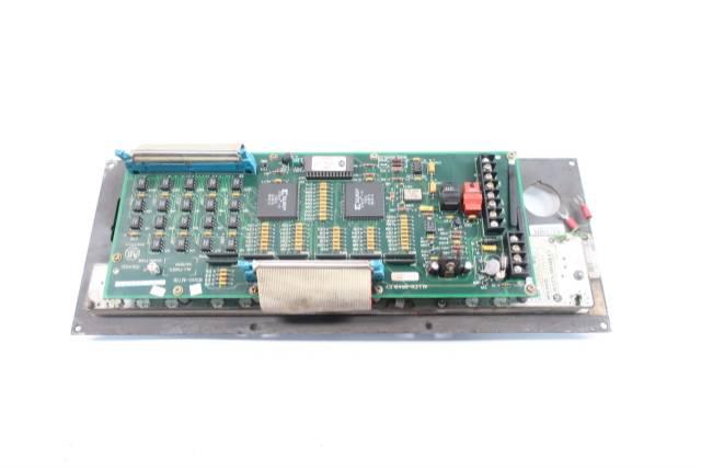 ALLEN BRADLEY 8520-MTB OPERATOR INTERFACE PANEL REV 02