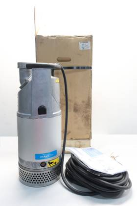 FLYGT 2620.172-1530146 3IN 3-1/2HP 460V-AC SUBMERSIBLE PUMP