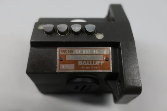 BALLUFF BNS 519-B4-D08-46-11 MECHANICAL POSITION SWITCH