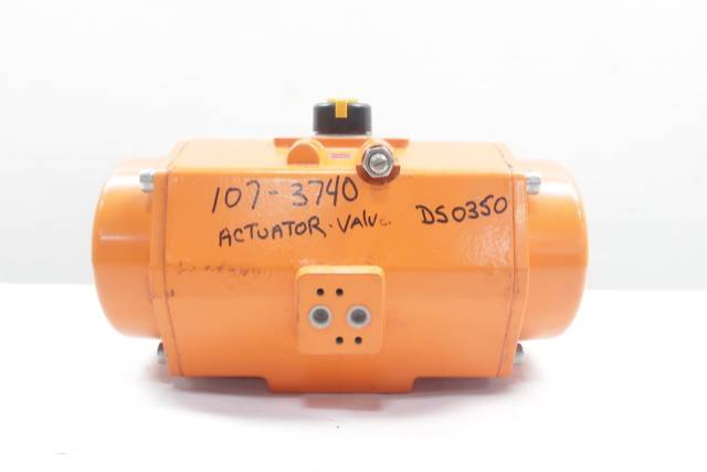 BETTIS DS0350.B2A04K.27K0 120PSI PNEUMATIC VALVE ACTUATOR D658789