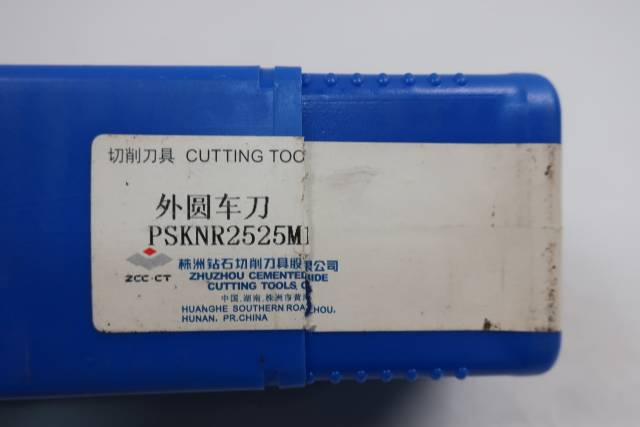 ZCC-CT PSKNR2525M12 TOOL HOLDER