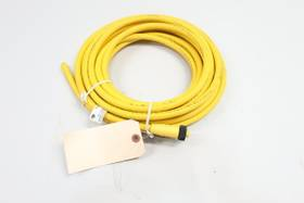 LUMBERG RK 50-777/30F CCI 5P STRAIGHT CONNECTOR 30FT 600V-AC CORDSET CABLE