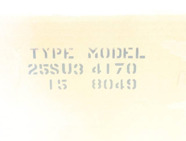 FIREYE 25SU3-4170 FLAME SIGNAL AMPLIFIER CONTROLLER MODULE