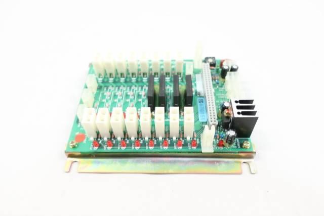 MAZAK D65UB004491 REMOTE I/O PCB CIRCUIT BOARD